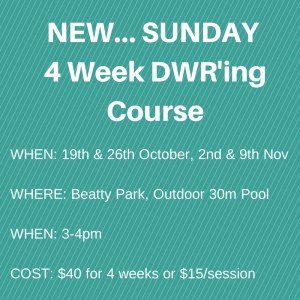 DWR'ing Course